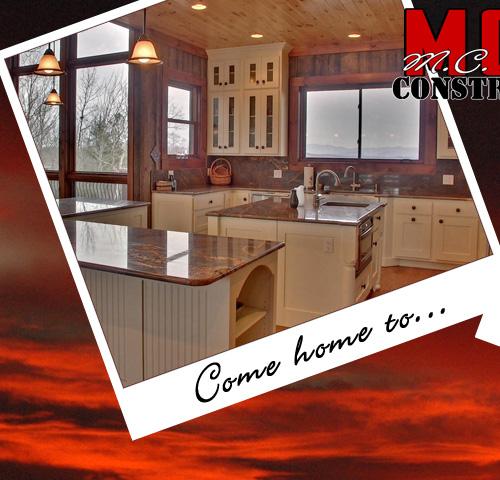 MC Butler Construction: North Georgia Custom Home Builder, Blue Ridge GA  Log Home Contractor